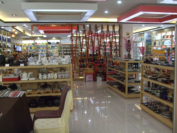 One of the stores inside Shaxi
